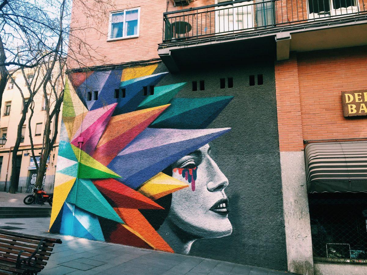 Experiencias en Madrid con Okudart