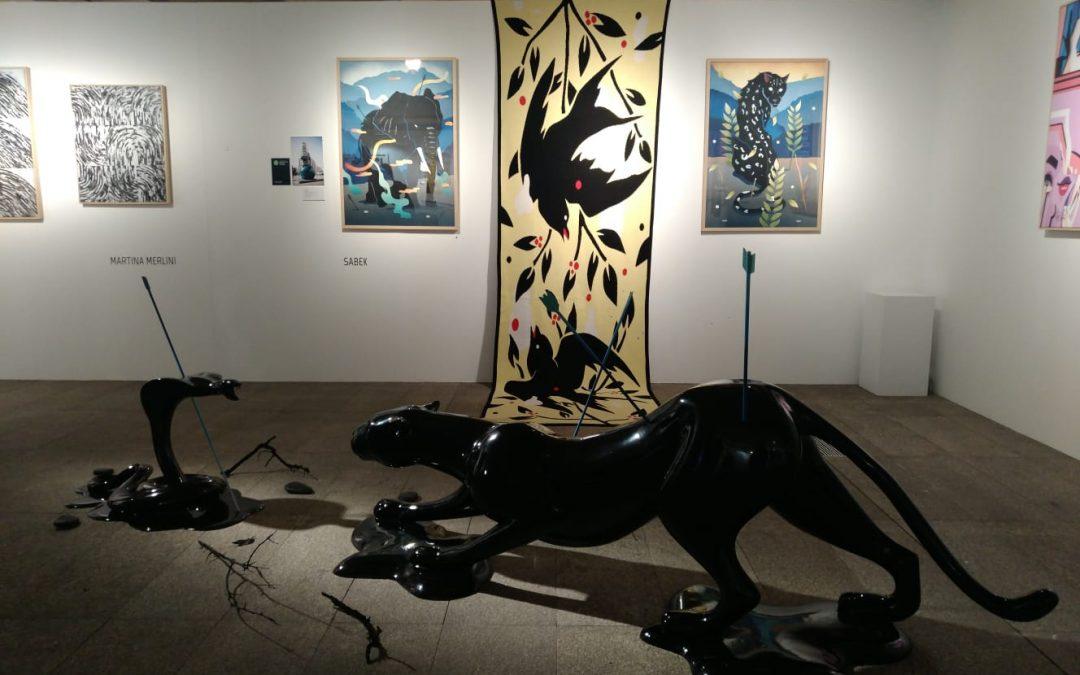 Urvanity: La feria de tendencias y nuevo arte contemporáneo