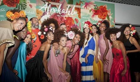 Afrokahlo y moda urbana afro