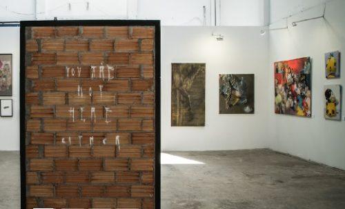 B-Murals, espacio creativo de arte urbano