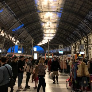 Lost & Found_Estación de Francia