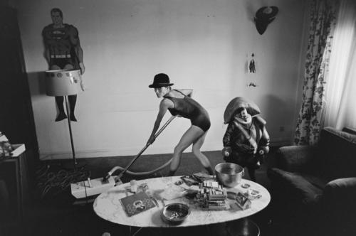 Carlos Saura en su versión de Fotógrafo