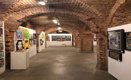La Fiambrera Art Gallery: arte pop en Malasaña