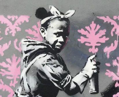 Banksy en Espacio Trafalgar