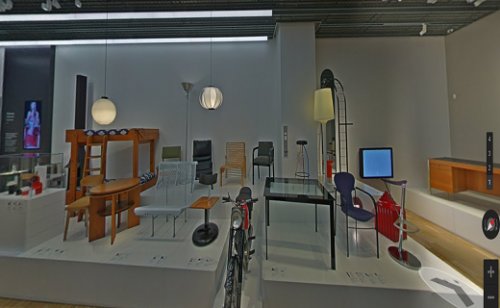 Una visita virtual al Museo del Diseño de Barcelona