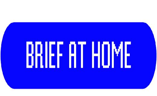 Brief at home: profesionales del diseño y las artes de todo el mundo en on line