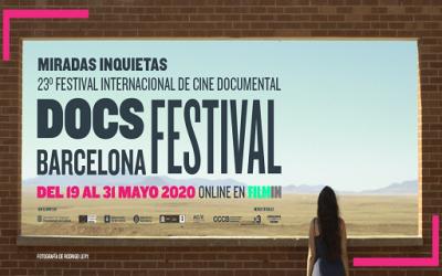 Te invitamos a la inauguración del DocsBarcelona 2020