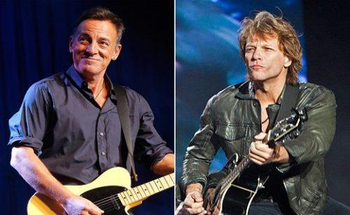 Springsteen, Jon Bon Jovi y más estrellas se unen para el benéfico Jersey 4 Jersey
