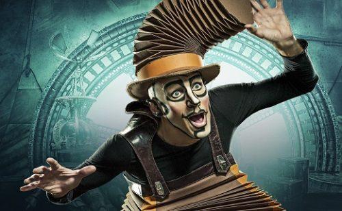 Kurios_Cirque du Soleil