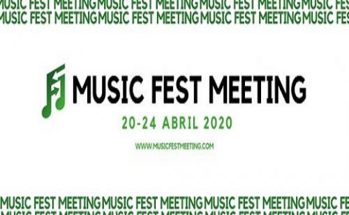 Music Fest Meeting:  Encuentro Digital del sector ocio musical
