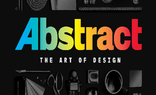 El arte según Netflix-Abstract: The Art of Design