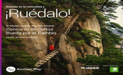Abiertalaconvocatoriadel concurso de cortometrajes «Rueda por el cambio»
