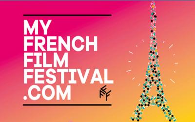 MyFrenchFilmFestival presenta la STAY HOME edition