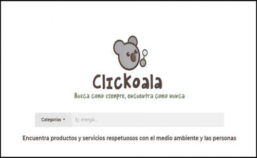 ClicKoala: El eco-buscador de los expertos