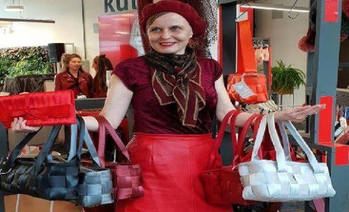 Tytti Thusberg, una diseñadora finlandesa en el País Vasco