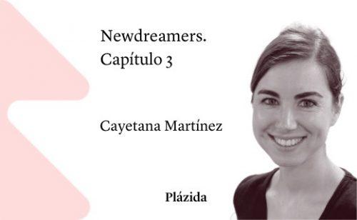 Google Meet: Cayetana Martínez nos habla sobre el bien individual y el colectivo