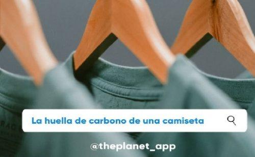 The Planet App, la aplicación móvil que te ayuda a reducir tu huella de carbono