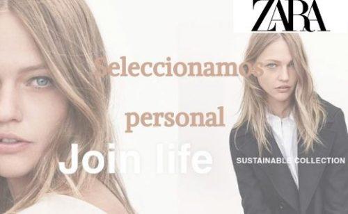 Zara Join Life: Creciendo de forma responsable
